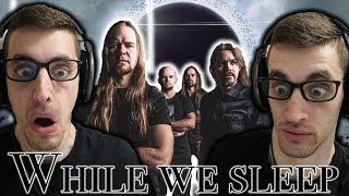 """Hip-Hop Head's FIRST TIME Hearing INSOMNIUM - """"While We Sleep"""" Reaction"""
