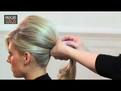 Create a Bardot Wedding Ponytail - Hair Tutorial Video