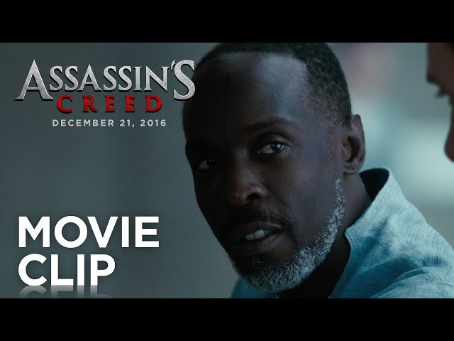 """Assassin's Creed   """"Cafeteria"""" Clip"""