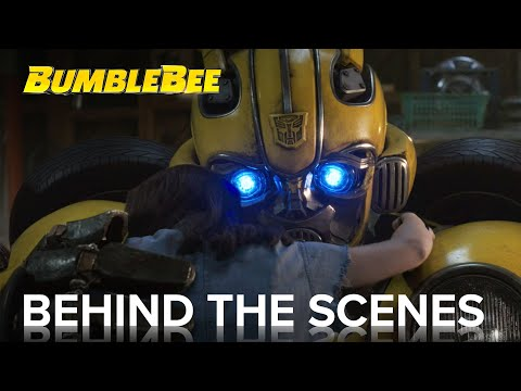 BUMBLEBEE   Storyboards   Official Behind the Scenes