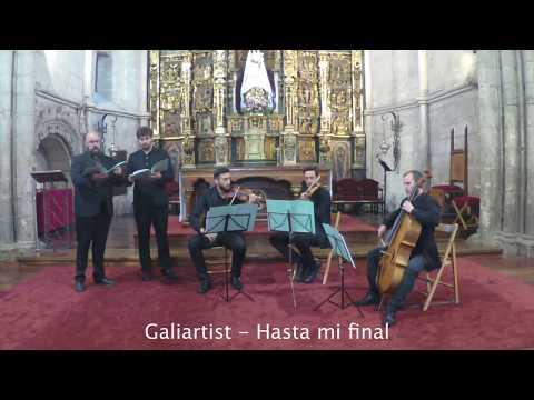 Hasta mi final-dúo de tenores y trío de cuerda