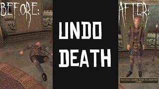 Undo Death in action