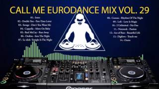 Call Me Eurodance Mix Vol. 29