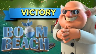 Boom Beach - Clearing The Map To HQ 19