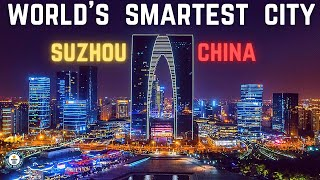 Video : China : SuZhou 苏州 - the city from above ...
