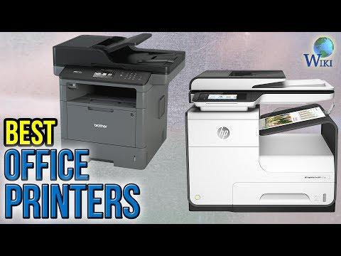 6 Best Office Printers 2017