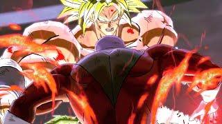 DBS Broly Meets JIREN!? Legendary Box of Battles! Dragon Ball Xenoverse 2