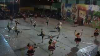DANZA 5ºF 2013 - CARNAVAL DE PITUCANCHA - CUSCO