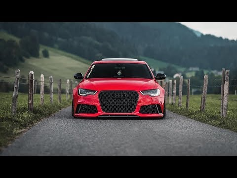 AUDI RS6 LIMOUSINE buily by Patze