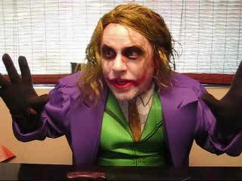 Tony Soprano spotyka Jokera