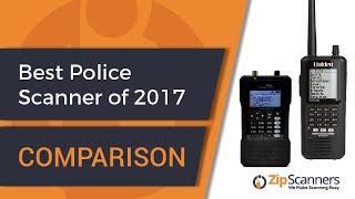 TRX-1 Police Scanner | Digital P25 DMR Handheld Whistler Scanner