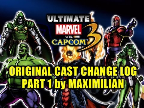 How Marvel's Mightiest Have Changed In Ultimate Marvel Vs. Capcom 3