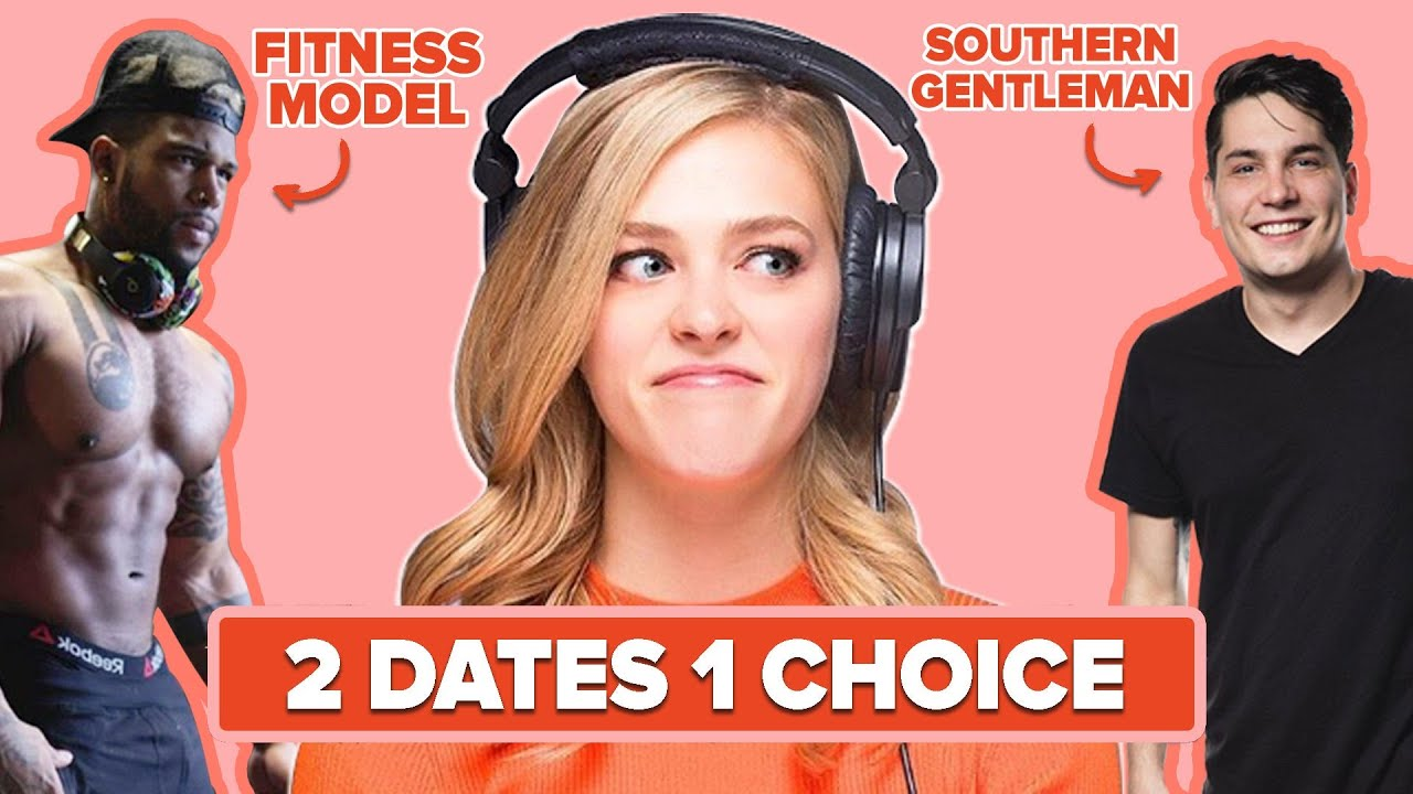 Will She Choose To Date A Fitness Model Or A Southern Gentleman? thumbnail