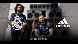 MARCELO, BENZEMA & LUCAS | ''We footballers need music as much as music needs football'' by adidas