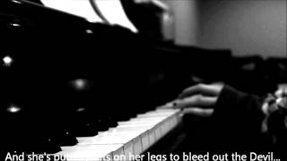 "As Cities Burn ""Our World Is Grey"" piano cover"