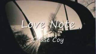 Love Note-Chase Coy