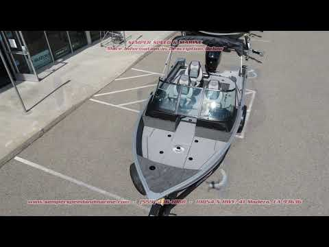 2021 Alumacraft Voyageur 175 Sport in Madera, California - Video 2