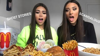 Meet My Best Friend   MUKBANG And Q&A