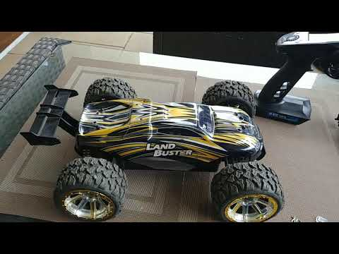Land Buster brushless