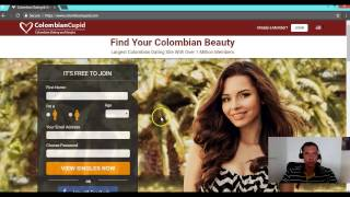 My Experience - Colombian Cupid Review