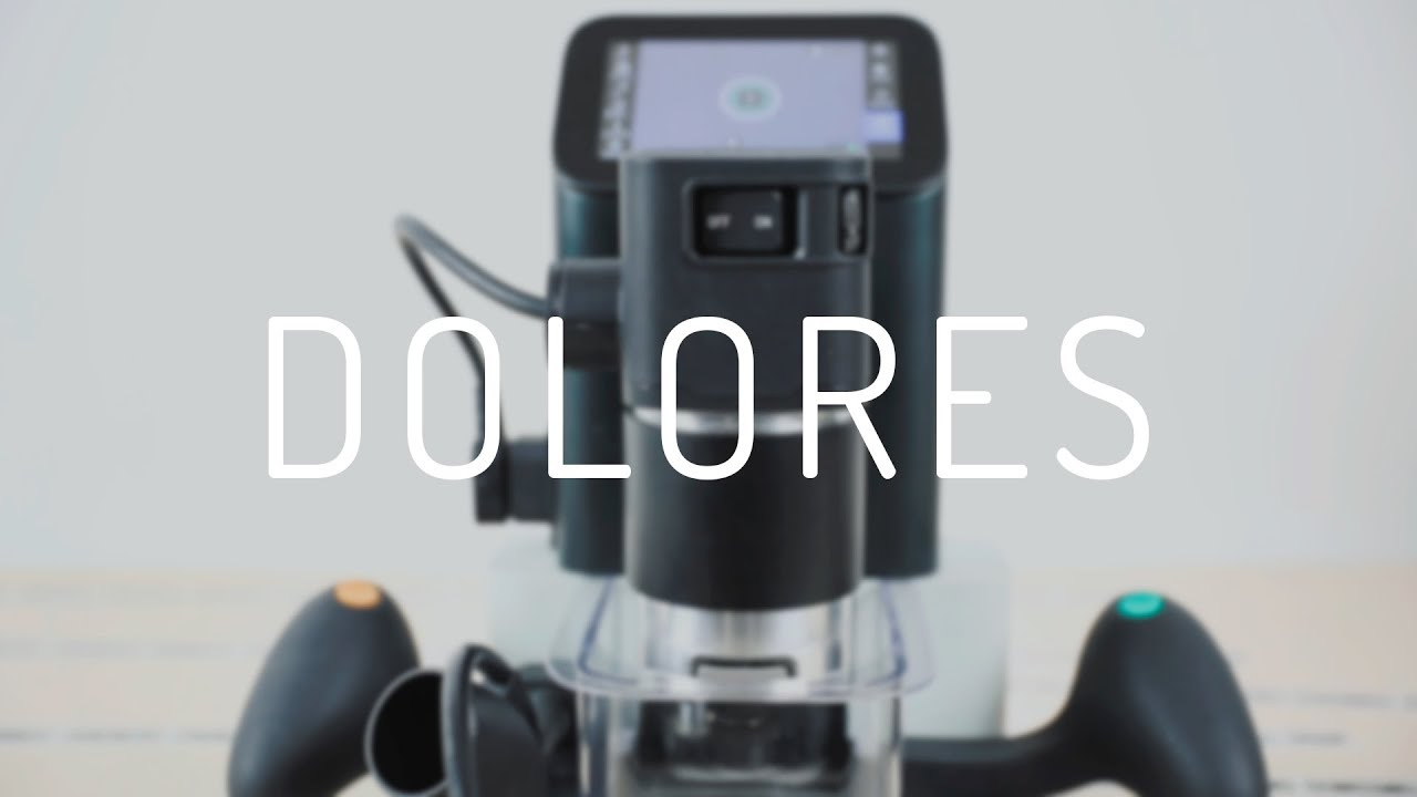 Walkthrough of Dolores Update