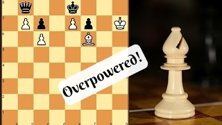 Overpowered | Trapping The Queen In Chess | Chess Problems