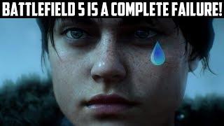"Battlefield 5 Pre Orders are ""Weak"" | EA and DICE"