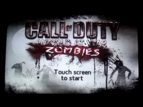 call of duty world at war zombies ios profile
