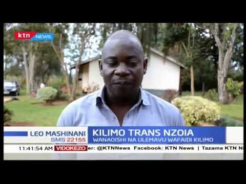 Kilimio Trans nzoia: wanaoishi na ulemavu wafaidi kilimo