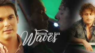 Michael & Alex (Roswell New Mexico) - Waves