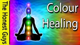 GUIDED MEDITATION. Color Healing