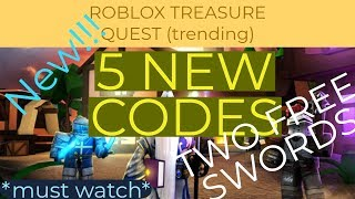 nosniy roblox codes treasure quest - TH-Clip
