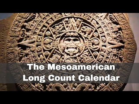 11th August 3114 BCE: Start of the Mesoamerican Long Count Calendar