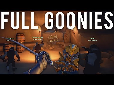 Sea of Thieves goes full Goonies and it's brilliant