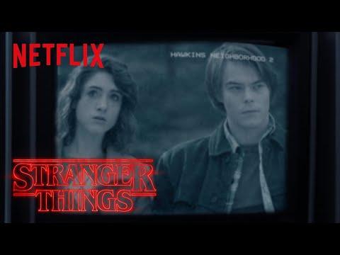 Stranger Things   Hawkins Monitored - Monitor 9   Netflix