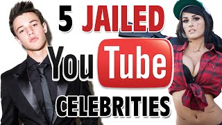 5 Youtubers That Were Arrested - GFM