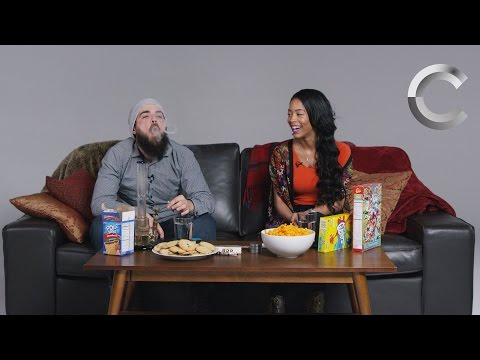 People Smoke Weed While on a Blind Date | Strange Buds | Cut