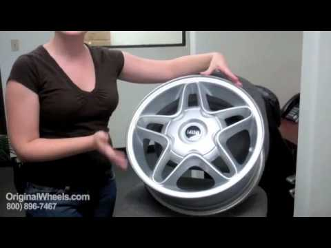Clubman Rims & Clubman Wheels - Video of Mini Cooper Factory, Original, OEM, stock new & used rim
