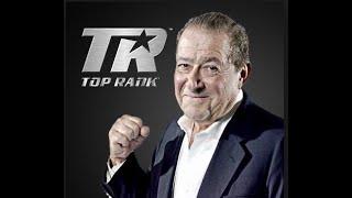 Bob Arum blasts UFC's Dana White
