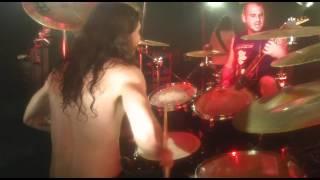 Job For A Cowboy - Jon Rice  - Constitutional Masturbation  - (drumcam)
