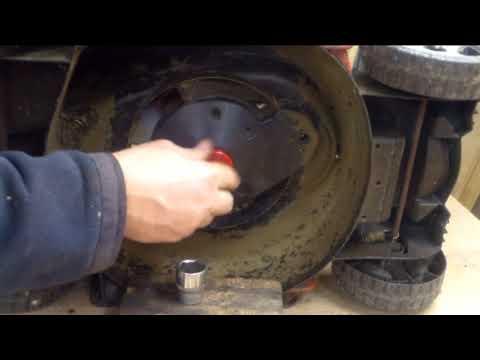 ремонт газонокосилки Bosch Rotak 32