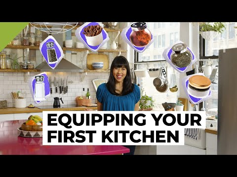 How To Set Up Your First Kitchen So You Can Finally Feed Yourself Like An Adult