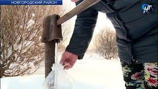 В Дубровке коммунальщики восстановили центральное водоснабжение