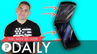 Moto RAZR patents hint NEW Gestures?