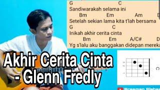 Lirik Lagu Glenn Fredly Akhir Cerita Cinta Chord