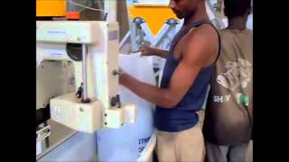 Semi Automated Net Weighing & Bagging Scale Ethiopia