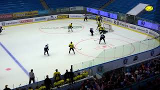 Обзор матча HC Škoda Plzeň 5:2 HC Saryarka Karaganda