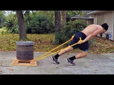 5 Reasons Why You Should Be Doing HEAVY Sled Drags