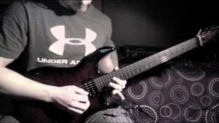 Stratovarius   Winter Skies guitar solo (cover)