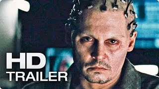 Exklusiv: TRANSCENDENCE Offizieller Trailer Deutsch German   2014 Johnny Depp [HD]